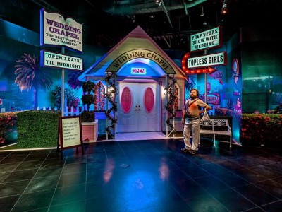 Las Vegas Super Saver: Madame Tussauds with Gondola Ride and Meal Upgrades