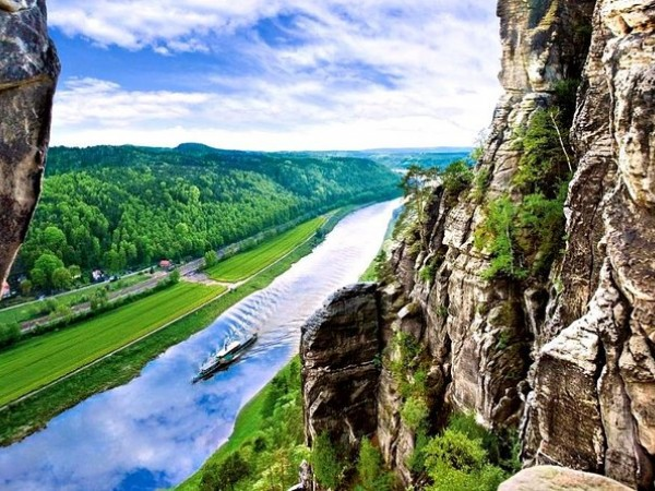 Best of Bohemian and Saxon Switzerland Day Trip from Prague- Hiking Tour