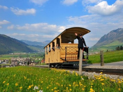 Day Trip from Zurich to Lucerne and Stanserhorn Including Funicular Railway, Aerial Cable Car and Train Ride