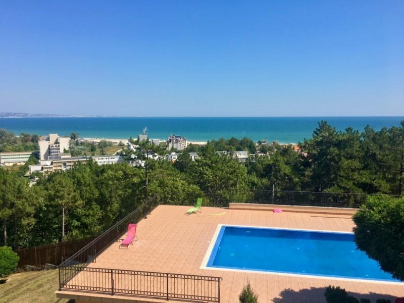 Апартамент в Кранево (Болгария) с потрясающим видом на море