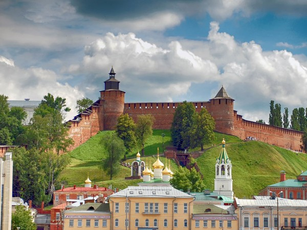 A terrific sightseeing tours around the city of Nizhny Novgorod
