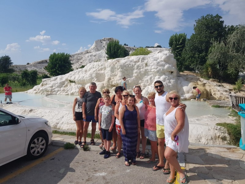Visit Pamukkale With Your Professional Local Guide