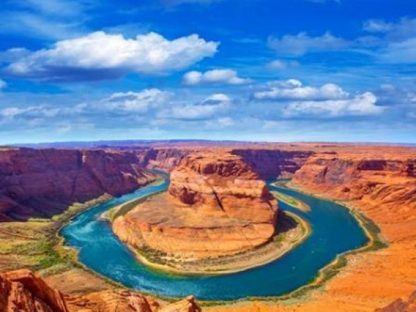 Antelope Canyon and Horseshoe Bend Small Group Tour from Las Vegas