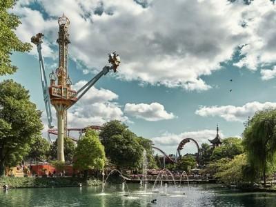 Skip-the-Line Tivoli Gardens Admission Ticket