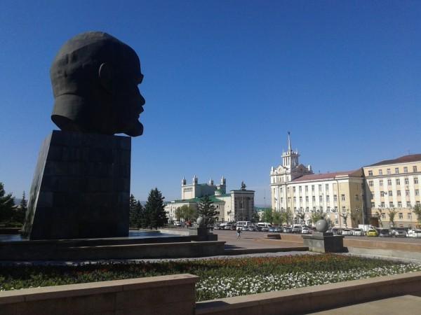 Ulan Ude city tour