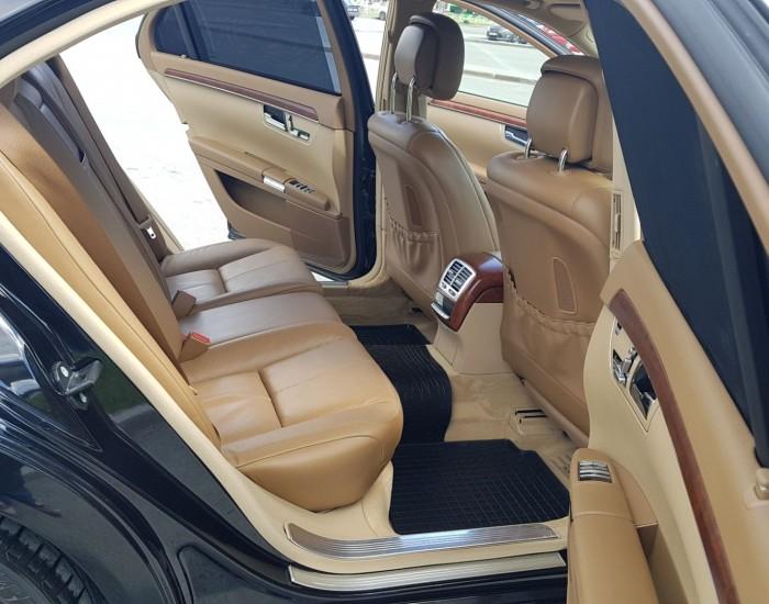 Mercedes S-class long 4matic
