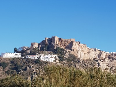 Splendid Salobreña, costa Tropical and ' Cueva del Tesoro'