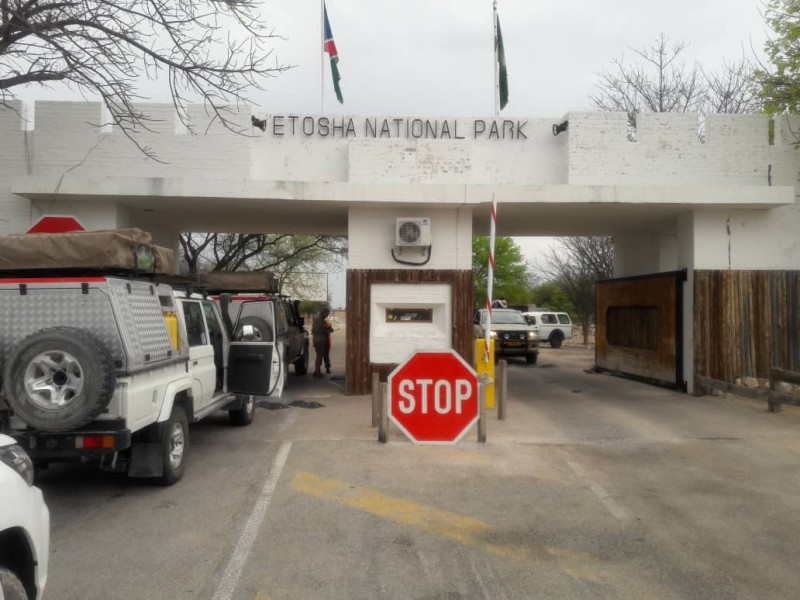 3 Days Camping tour at Etosha National Park