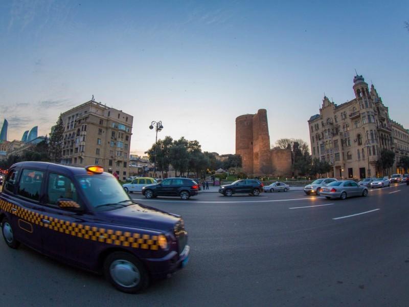 Baku city tour.