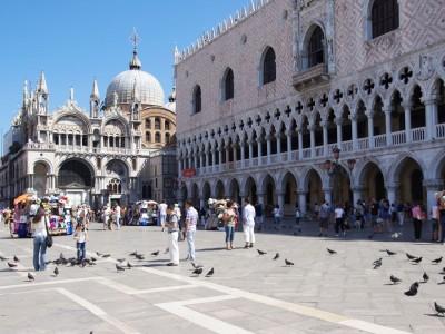 Classic Venice: Doge's Palace and Saint Mark's Basilica