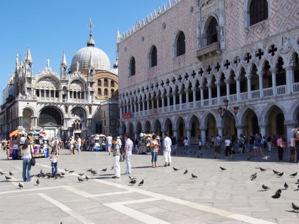 Classic Venice: Doge's Palace and Saint Mark's Basilica