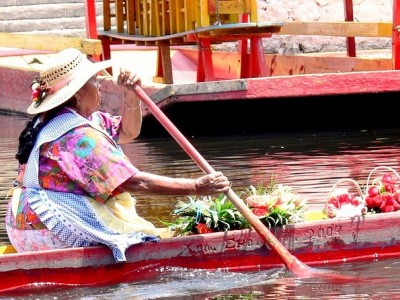 Super Deal in Mexico City: Discover Xochimilco, Coyoacán