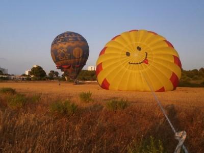 Mallorca Hot Air Balloon Ride
