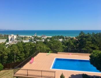 Апартамент в Кранево(Болгария) с потрясающим видом на море