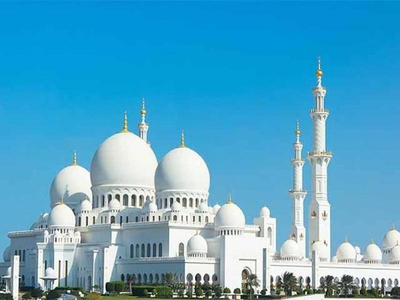 Abu Dhabi Small-Group Day Trip from Dubai