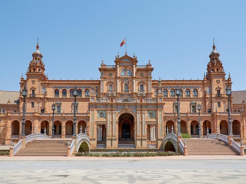4-Day Guided Tour Cordoba, Seville, Granada and Toledo from Madrid