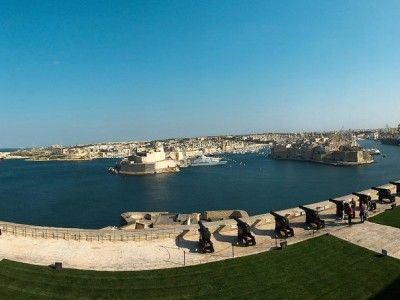 Valletta Segway Tour and The Malta Experience