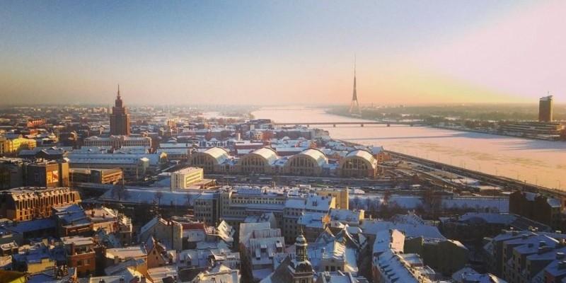 Art Nouveau à Riga
