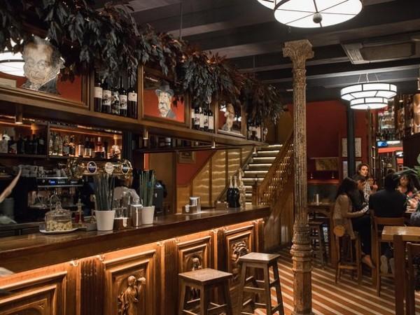 Madrid Tapas and Wine Tasting Tour