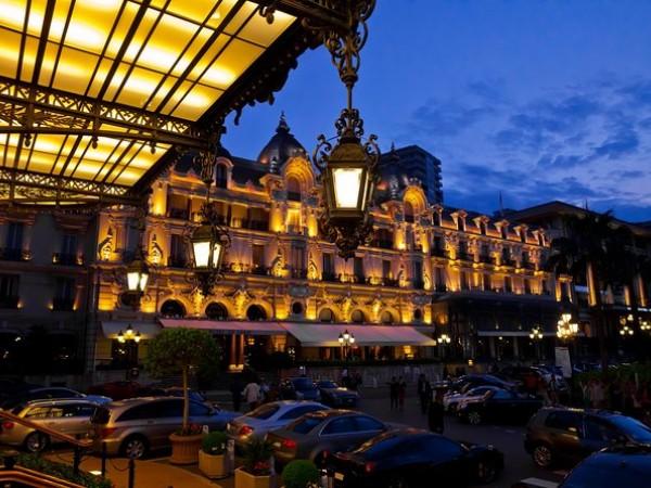 Monaco Small-Group Night Tour from Nice
