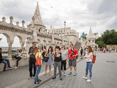 Budapest All in One Walking Tour with Cafe Stop