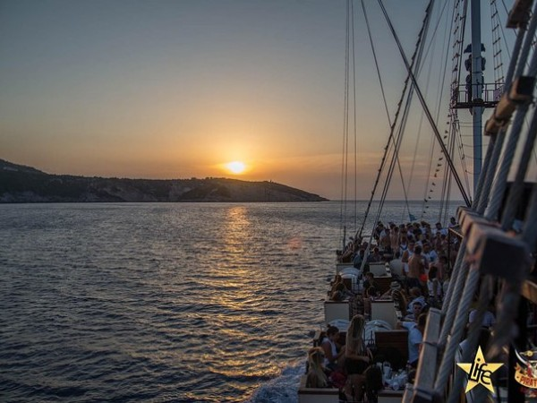 Pirate Ship Boat Party & Afterparty by Life Events