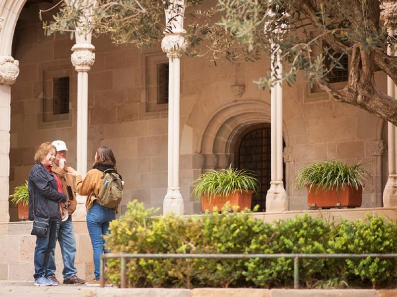 Montserrat Tour with Tapas and Wine from Barcelona