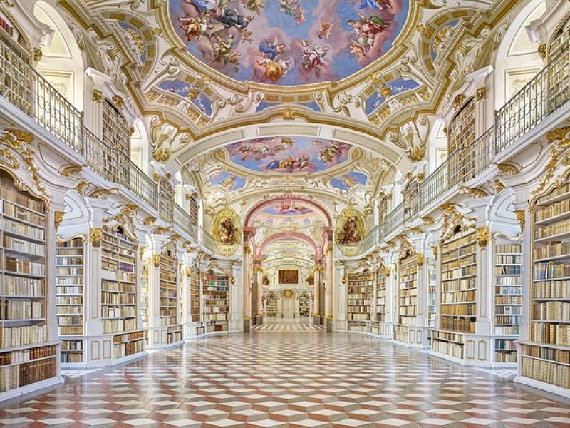 Alpine Panoramic Hallstatt Day Trip Tour from Vienna including Admont Abbey Visit