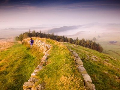 Hadrian's Wall, Roman Britain & the Borders Small Group Day Tour from Edinburgh
