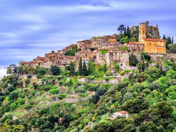 Private Tour: Nice, Eze and Monaco