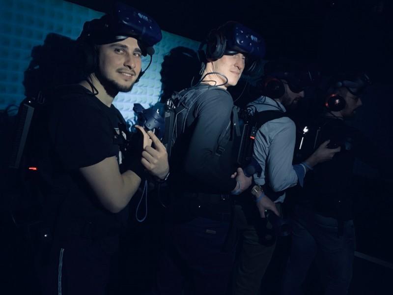 VR Games Zone Oslo ⭐️⭐️⭐️⭐️⭐️