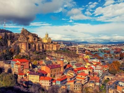 Tbilisi Walking Group Tour / Пешеходная групповая экскурсия по Тбилиси