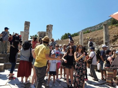 Visit Ephesus With Your Professional Local Guide