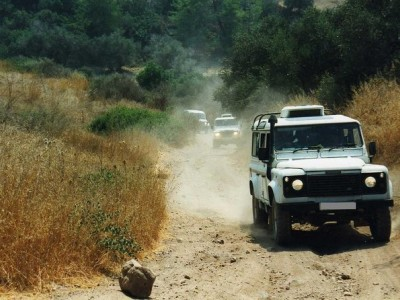 Full Day Jeep Safari Akamas Expedition from Paphos