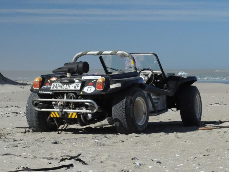 Beach Buggy Fynbos Safari