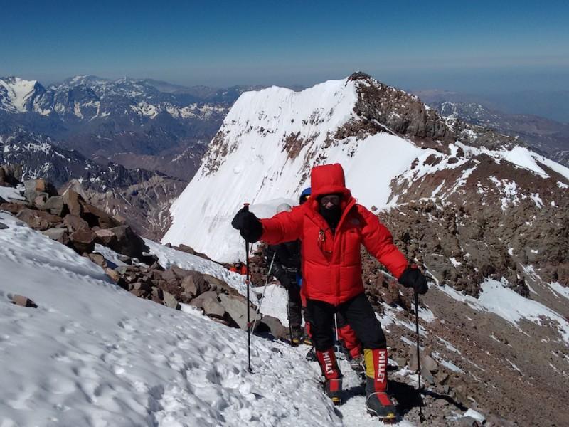 Aconcagua, 12 days