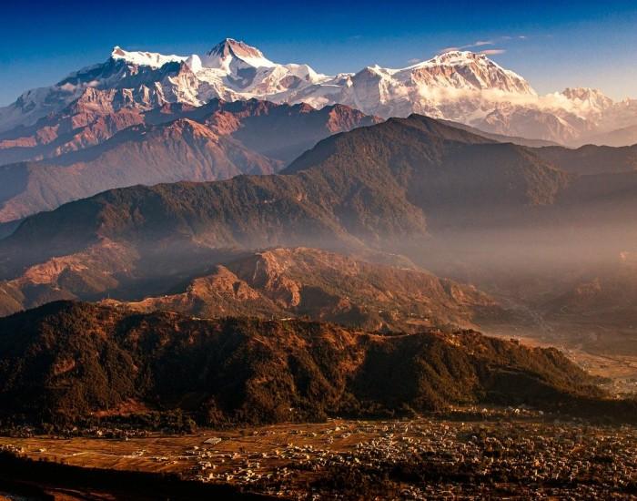 Annapurna Base Camp Trek 7 Days