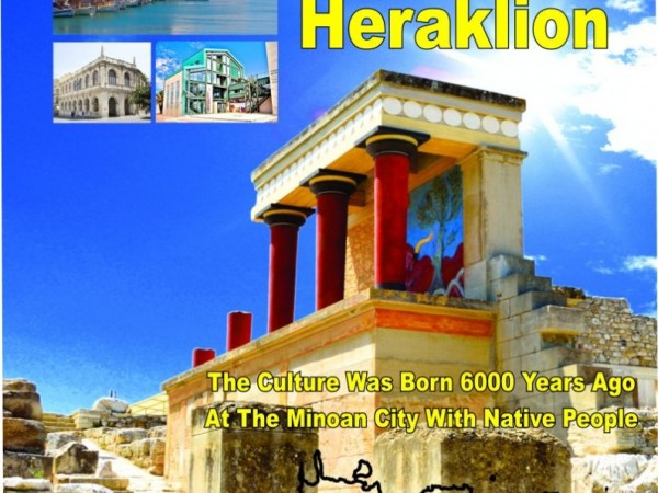 Minoan Palace Knossos & Eternal Heraklion