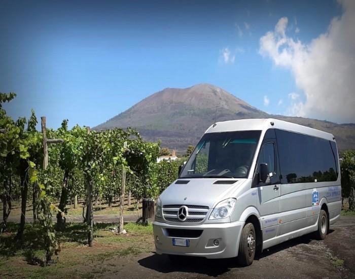 Mercedes Luxury Transportation - 16 seater Minicoach