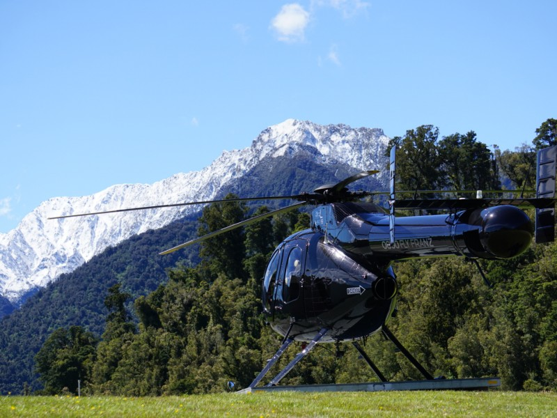 Glacier Scenic Helicopter Flight - 35 Minutes