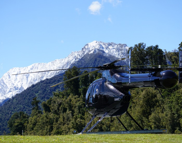 Glacier Scenic Helicopter Flight - 35 Minutes