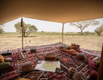 3-Day Camping Safari in Khwai Concession, Botswana
