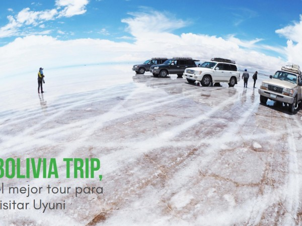 Bolivia Trip: 3 day tour at Salar de Uyuni and Colored Lagoons