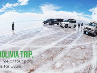 Bolivia Trip: 3 day tour at Salar de Uyuni and Colored Lagoons