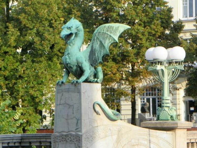 The best of Ljubljana, the capital of Slovenia