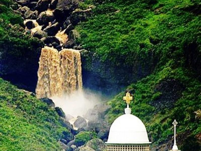 Day trip to Debre Libanos, Portuguese bridge and Blue Nile gorge