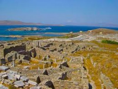 Tinos and Delos