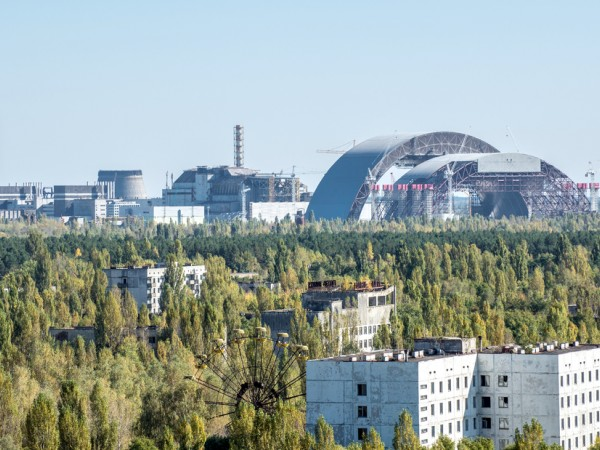 1day group tour to Chernobyl and Prypiat