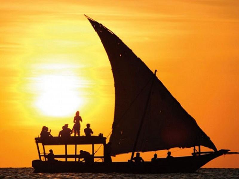 Sun set & Dow cruisesp hi