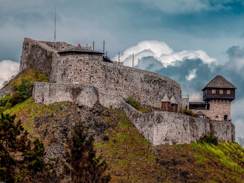 All seasons 15 days Bosnia discovery non-touristy cultural tour from Sarajevo. Private tour in minivan by Monterrasol Travel. Off the beaten path travel to Medieval land of Bosnia.
